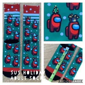 Holiday Boutique sus socks Néw in bag